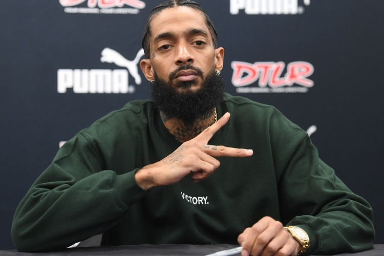 Nipsey Hussle Announces Release Date and Tracklist for
