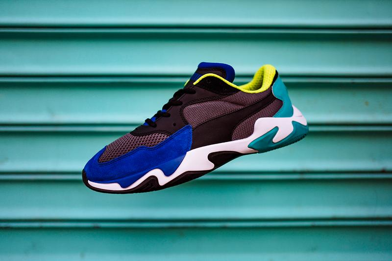 PUMA STORM All-New Sneaker Silhouette Chunky Runner Spring Summer 2019 SS19 Shape Drop Date Release Information May 23 Textile Mesh Upper CMEVA Midsole
