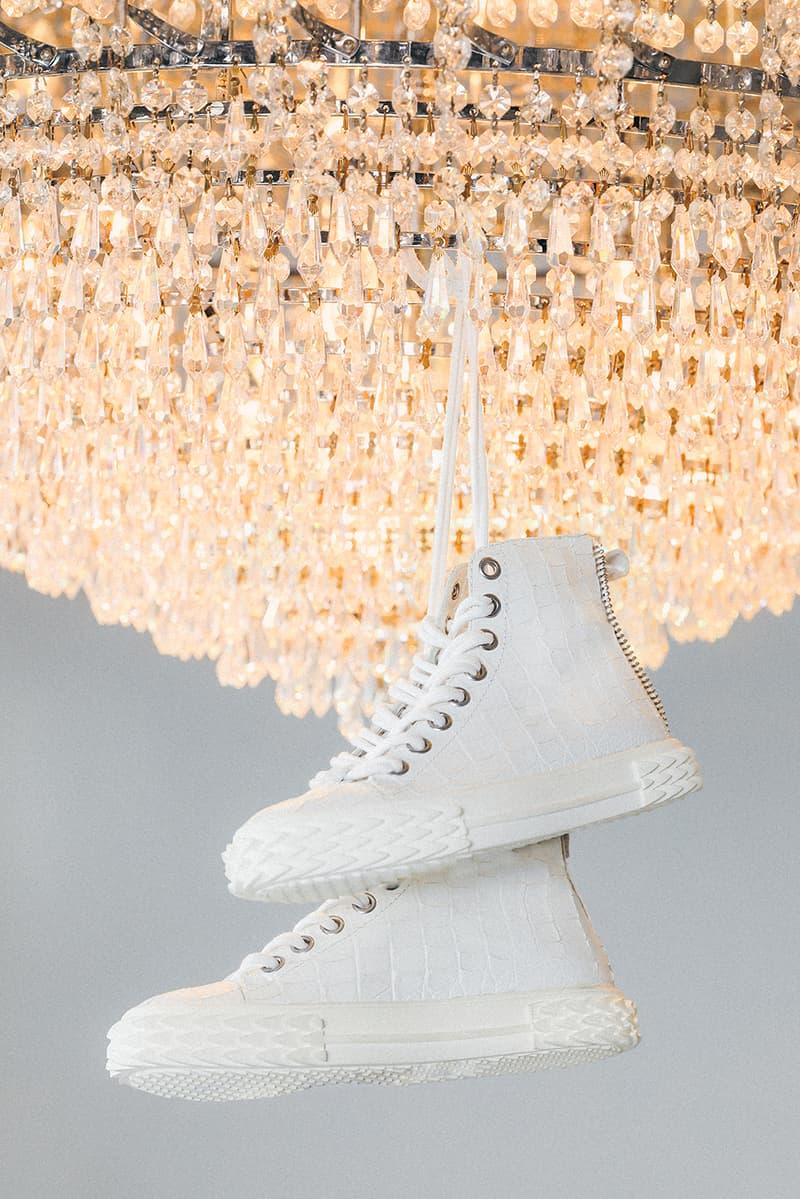 Rae Sremmurd Front Giuseppe Zanotti Blabber Sneaker Campaign Swae Lee Slim Jxmmy