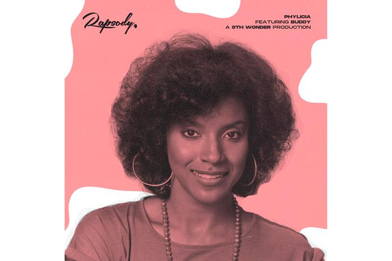 """Rapsody Drops New Song """"Phylicia"""" Featuring Buddy"""