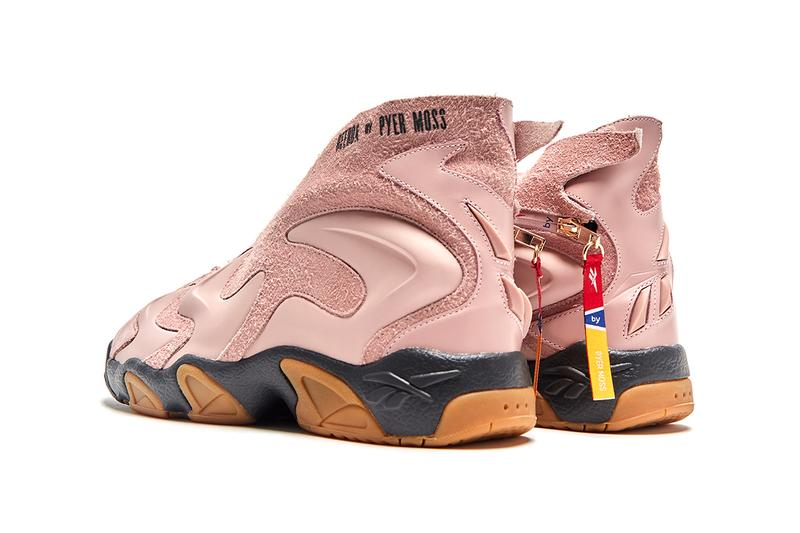 "Reebok Experiment 3 by Pyer Moss Pink Release Date Information Drop Sneaker Cop Buy Limited Edition Footwear ""Imma Ball Anyway"" Series"