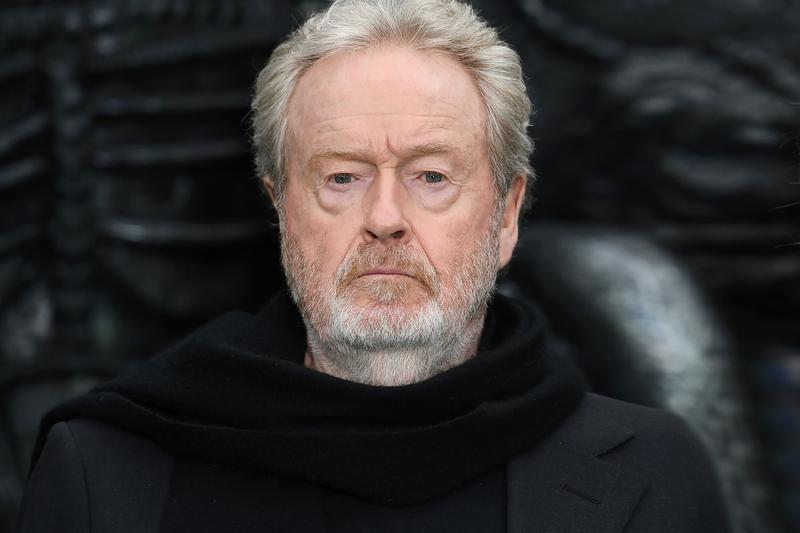 Ridley Scott To Direct 'Alien: Covenant' Sequel writing screenwriter franchise xenomorph david sci-fi horror space 40th anniversary this month ripley