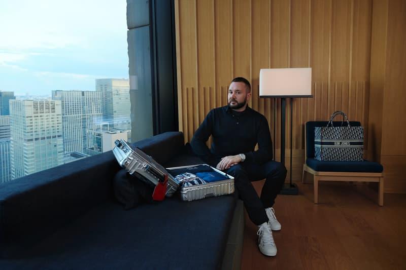 "RIMOWA ""Neverstill"" Campaign, LeBron james Kim Jones yuja wang star feature seasonal collection suitcase luggage travel"