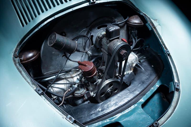 RM Sotheby's Porsche Type 64 Monterey Auction