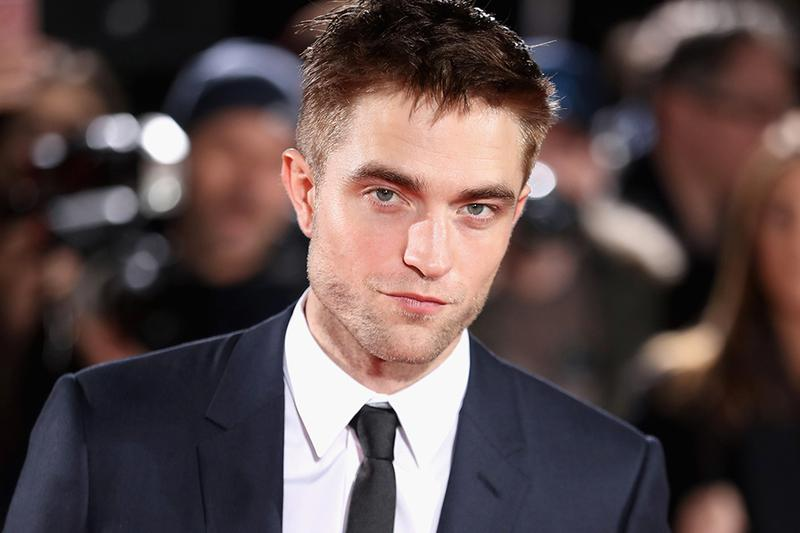 Robert Pattinson Batman Cast Info caped crusader dark knight dc comics warner bros matt reeves reboot twilight vampire