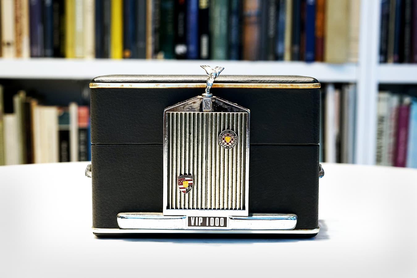 Retrospect: The Rolls-Royce 1960 VIP 1000 Decanter Set