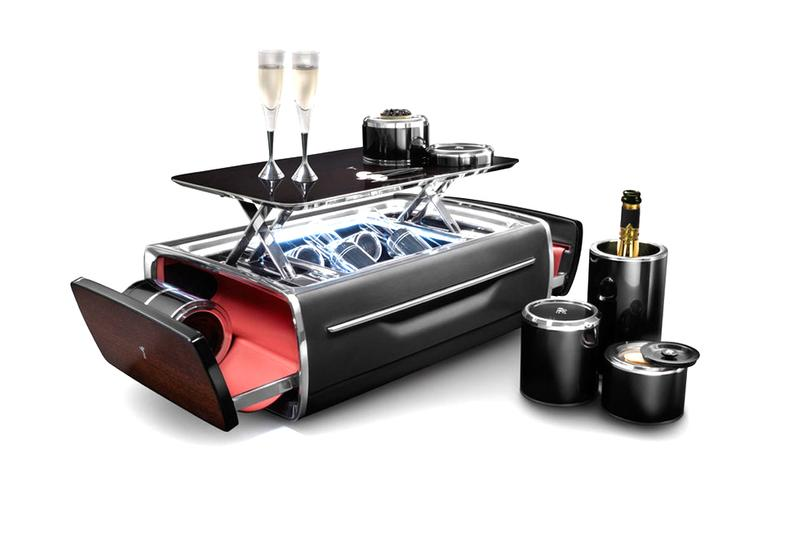 Rolls-Royce's Champagne Chest Is the Price of a Car