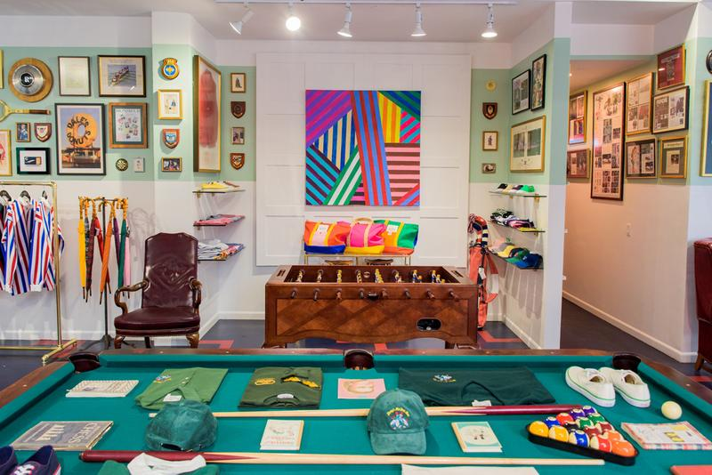 rowing blazers flagship store new york city shop reopening
