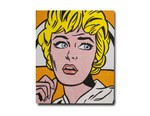 Roy Lichtenstein's Iconic Pop Art Memorialized in New 'Impossible Collection' Book