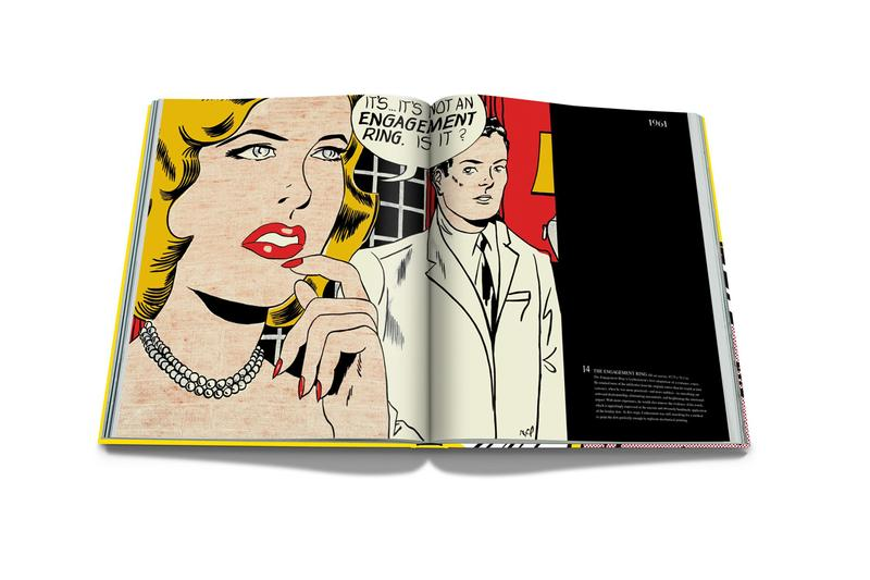 roy lichtenstein the impossible collection assoulini publication artworks