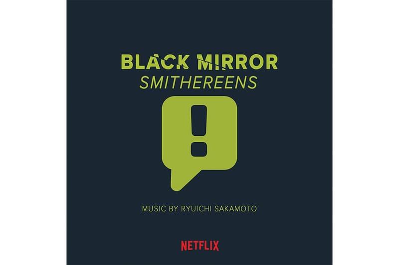 Ryuichi Sakamoto Black Mirror Score Stream smithereens