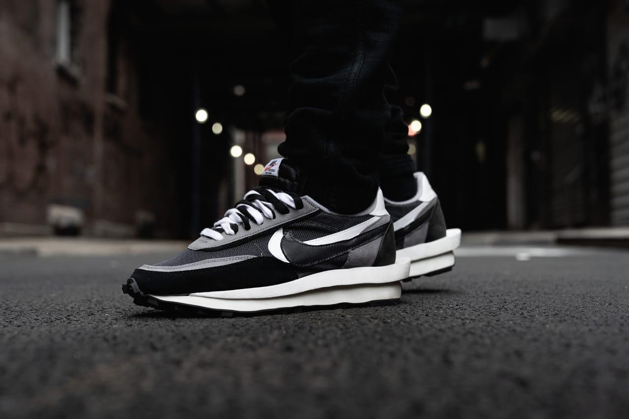 sacai x Nike LDWaffle Daybreak
