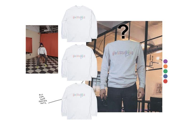 Saintwoods SW.007 Collection Lookbook Release t shirt hoodie sweater beanie grinder baseball bat Lexus ES300 Simpsons oddjob