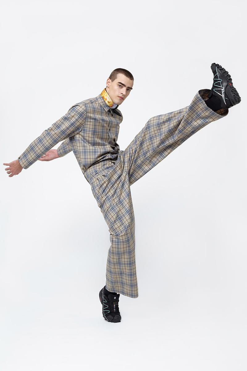 SCHEPPERHEYN FW19 Collection in Collaboration with Monty Python