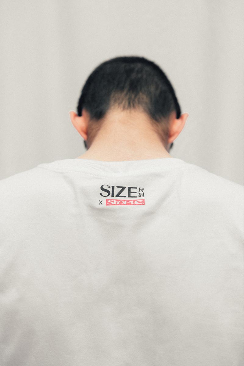 SIZE Unveils 15th Anniversary Capsule Collection SneakerCon Shanghai  CLOT Chinatown Market Staple Awake NY Pintrill Streetwear Fashion Asia Graphic Design