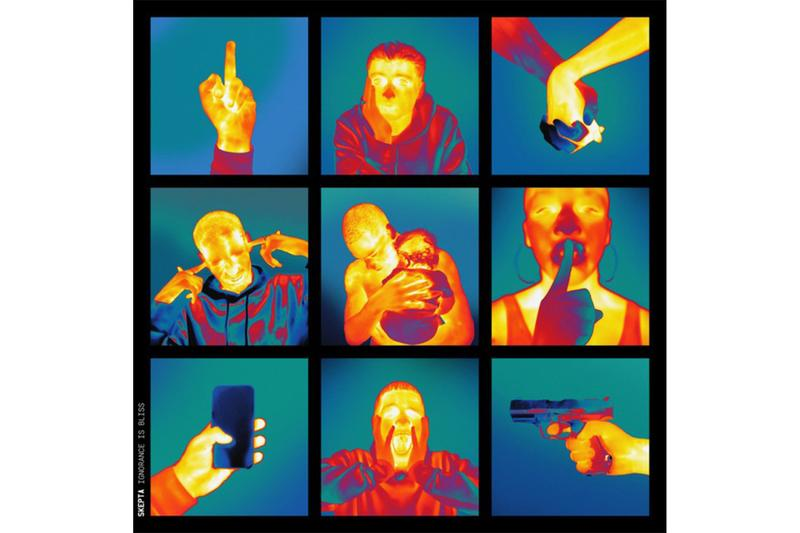 Skepta ignorance is Bliss Album Stream