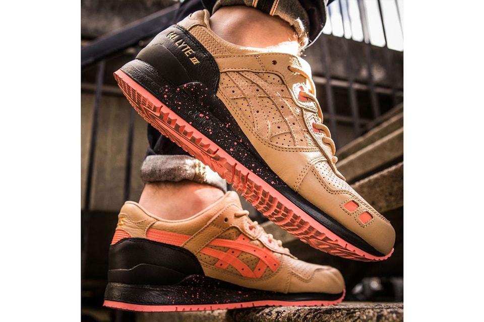 sale retailer 2d0e2 e6706 Sneaker Freaker x ASICS GEL-Lyte III Tiger Snake   HYPEBEAST