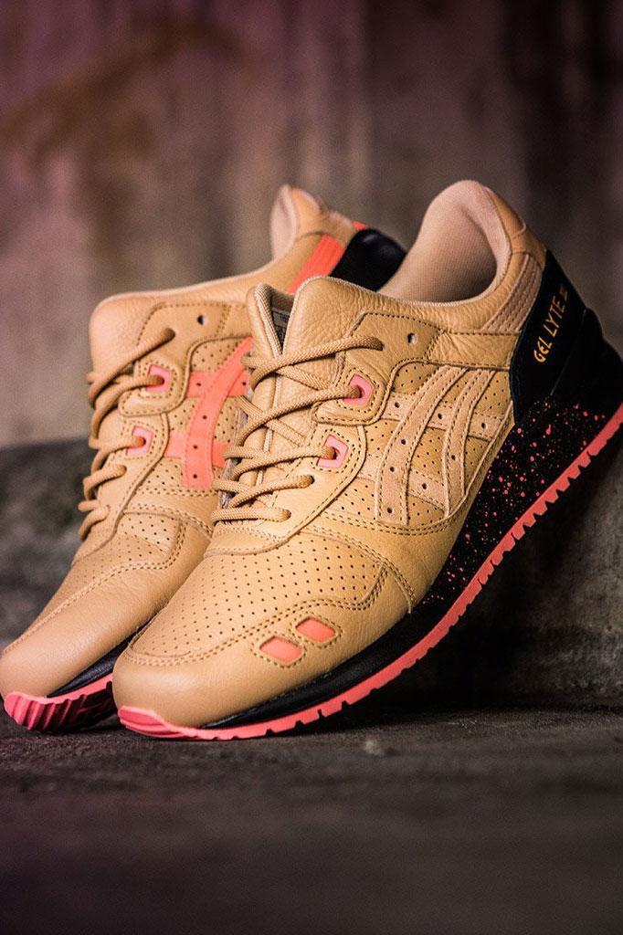 Sneaker Freaker x ASICS GEL-Lyte III Tiger Snake collaboration sneaker colorway release date info buy drop exclusive may 23 2019 buy