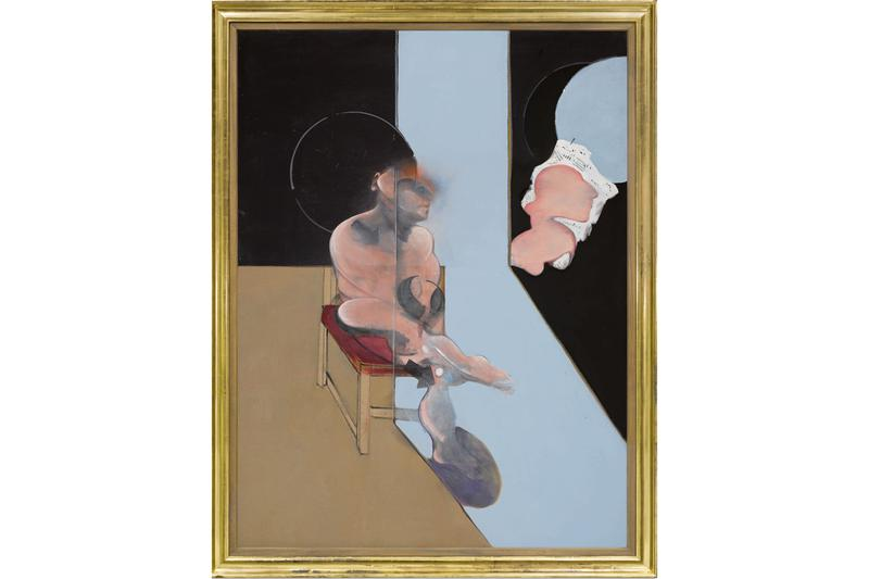 sothebys contemporary art sale francis bacon study for a head mark rothko mark bradford
