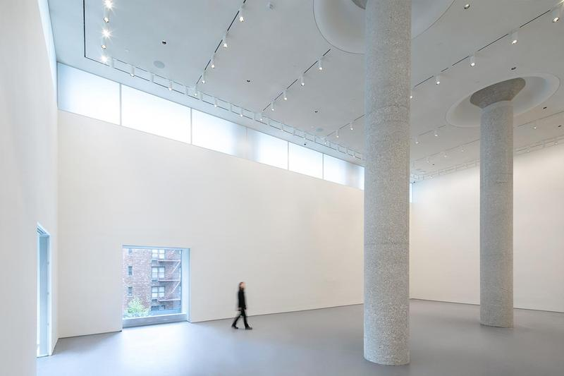 Sothebys New York HQ OMA Renovation