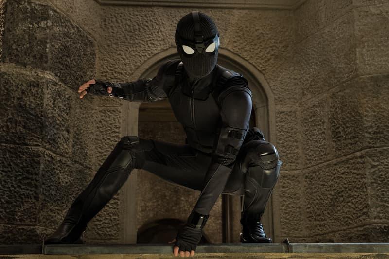 Spider-Man's New Suits Spotlighted in 'Far From Home' International Spots peter parker marvel cinematic universe jake gyllenhaal marvel studios films movies