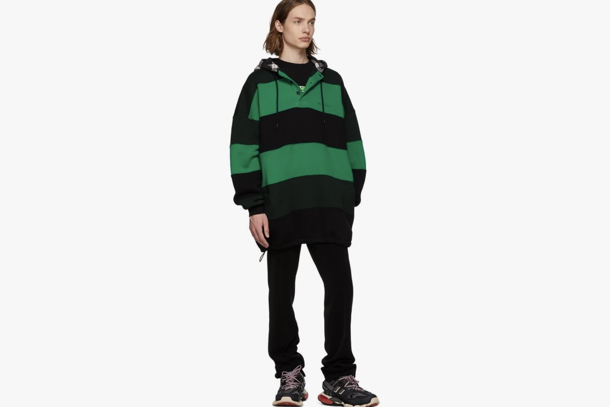 SSENSE Summer Sale Best Items must buy top off white A-COLD-WALL* Kiko Kostadinov ASICS Vetements Palm Angels Gucci 1017 ALYX 9SM Common Projects Balenciaga Rick Owens
