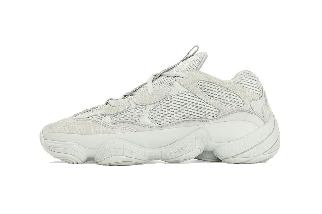Stadium Goods adidas Yeezy Style Guide kanye west salt wave runner triple white inertia