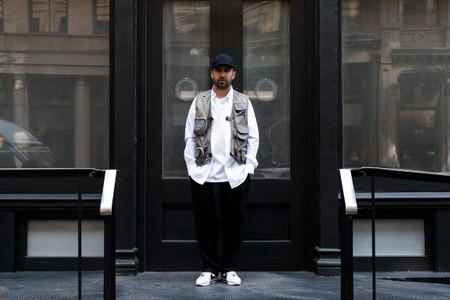 Streetsnaps: Chris Stamp