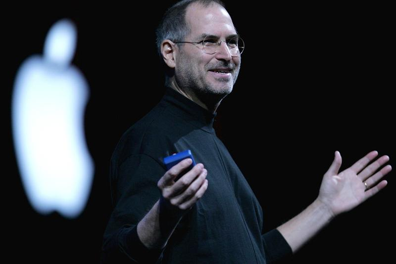Steve Jobs 2004 Apple Card Launch itunes creative director Ken Segall