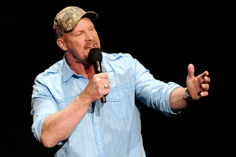 Stone Cold Steve Austin Is Getting a Talk Show WWE wrestling hall of famer Texas Rattlesnake 'Straight Up Steve Austin' August premiere date info when where who what USA Network bionic redneck