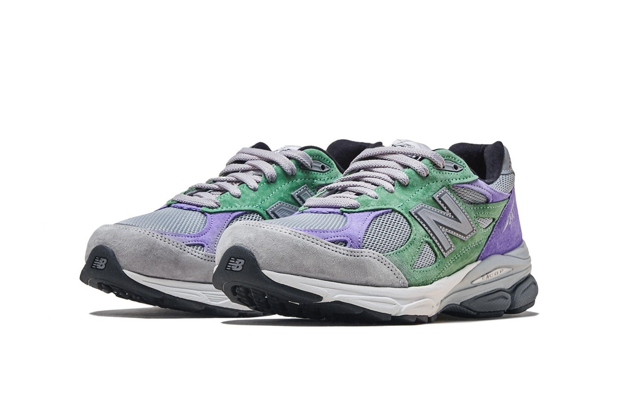 Stray Rats x New Balance 990v3 Second Collaboration sneaker drop release date info colorway joker inspiration may 2019 miami