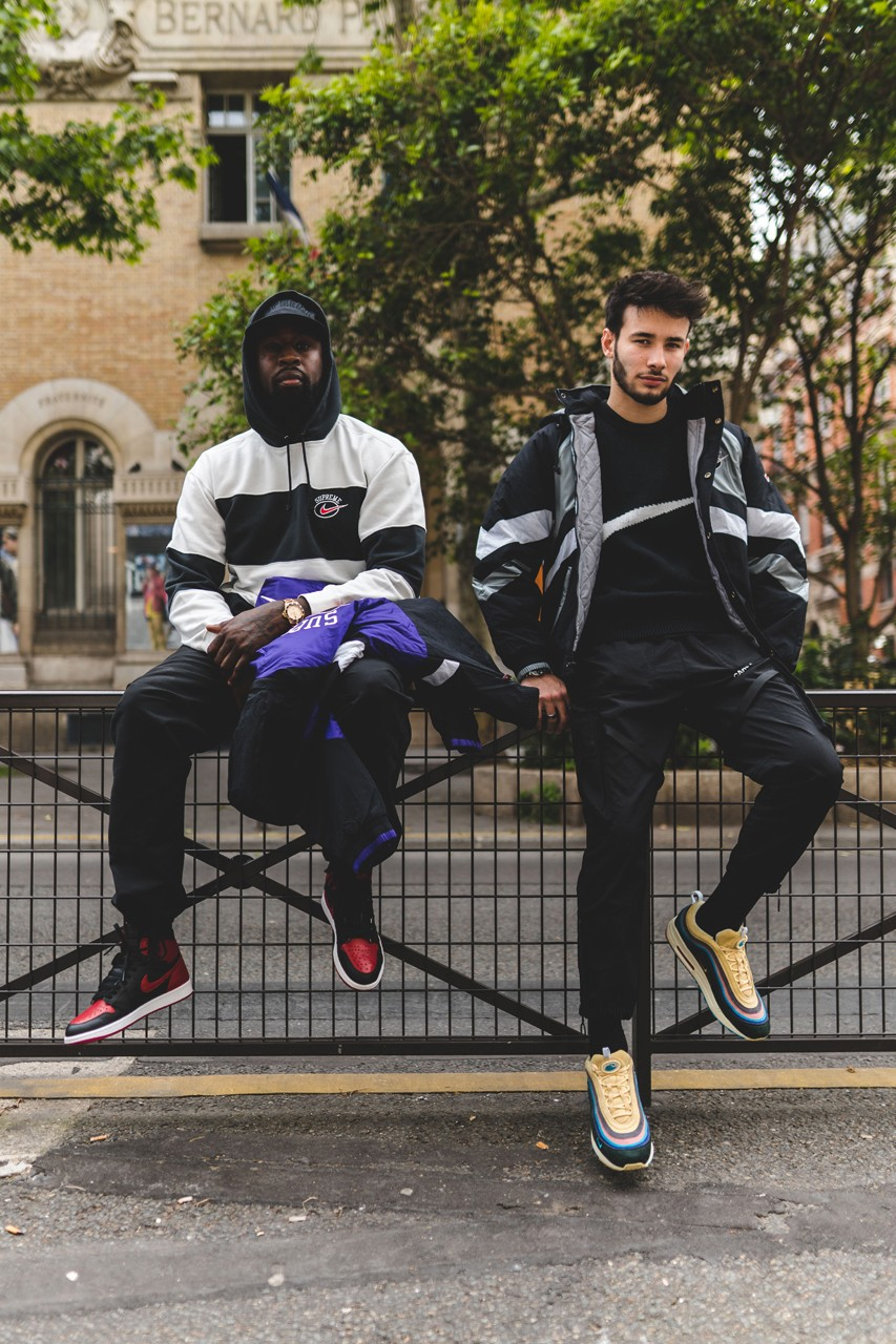 Supreme x Nike SS19 Collaboration