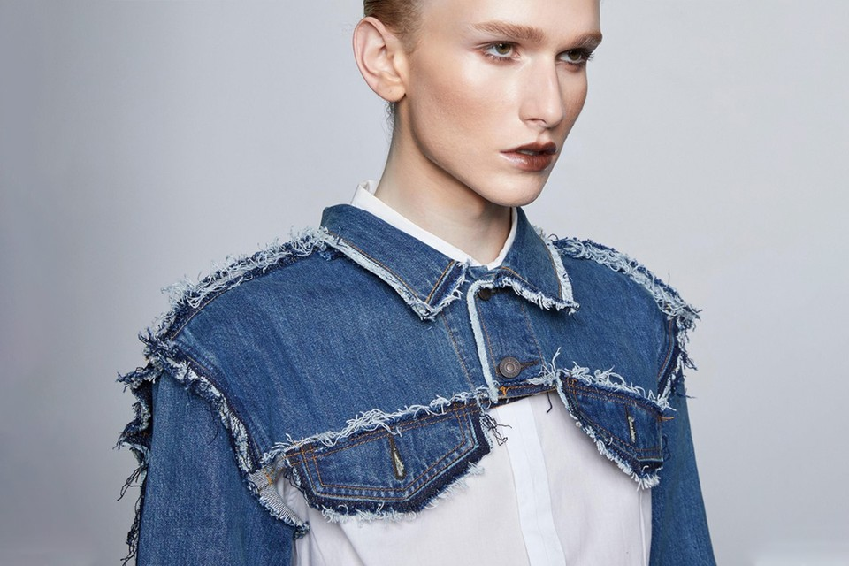Takara Wong & Levi's Link for an Punk-Americana Infused Collaboration