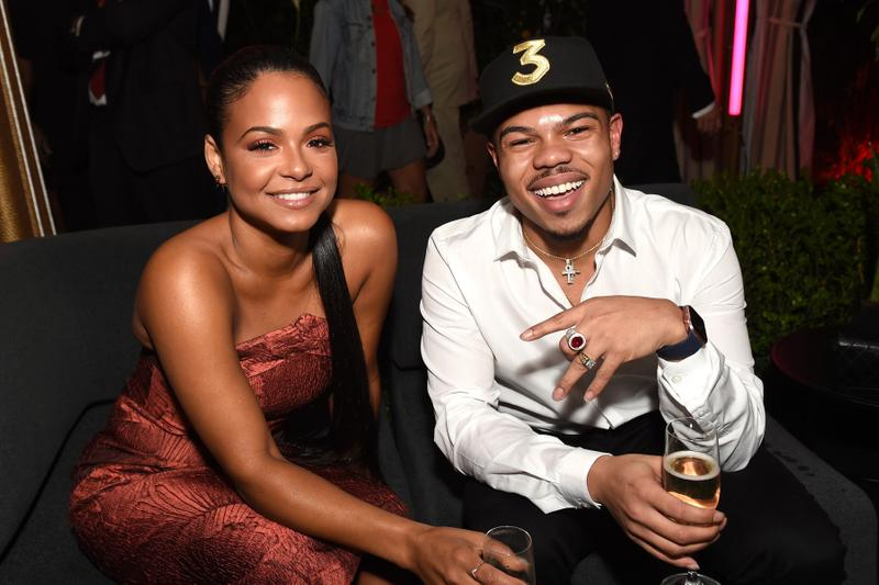 Taylor Bennett 'The American Reject' Album Stream chance the rapper albums eps streaming Chance the Rapper Ty Dolla Sign