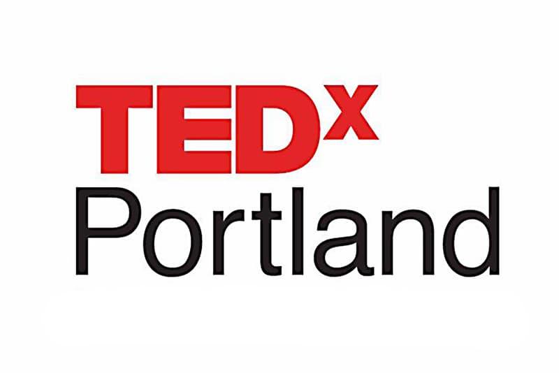 TEDxPortland 10 Year Anniversary Nike Air Trainer 1 footwear kicks sneakers