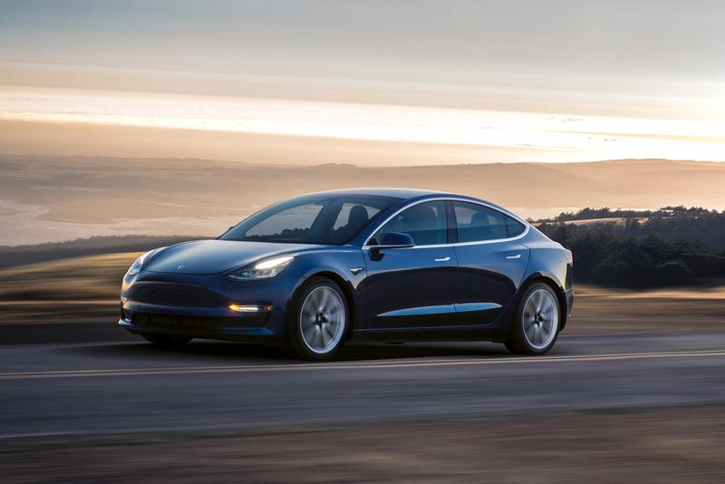 Tesla Model 3 Available in the UK Details Info Information Cop Purchase Buy £38,900 GBP Great British Pounds Automotive Car Cars Elon Musk News Electric Vehicle Small Family Saloon 4 Door Cheapest