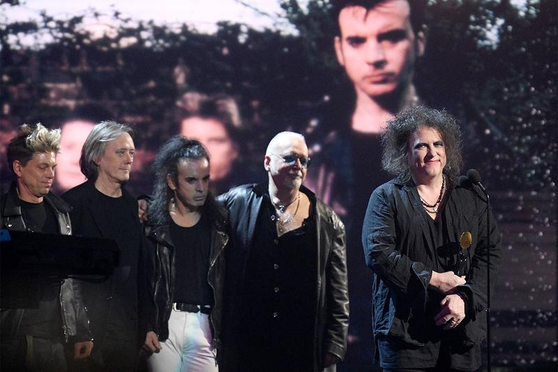 The Cure Disintegration Sydney Live Stream Info Sydney Opera House Rock & Roll Hall Of Fame British Rock Just Like Heaven