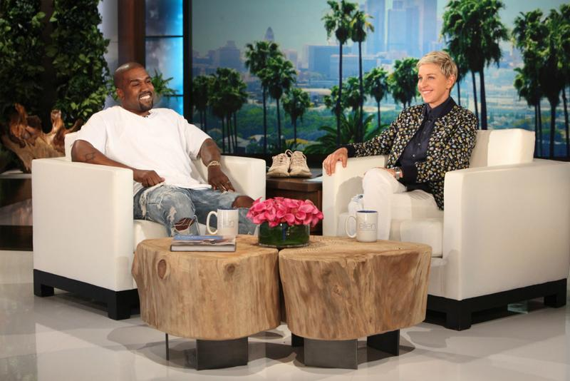 The Ellen DeGeneres Show Migos Travis Scott Kanye West Rapper Childish Gambino Ellen interviews feature pharrell