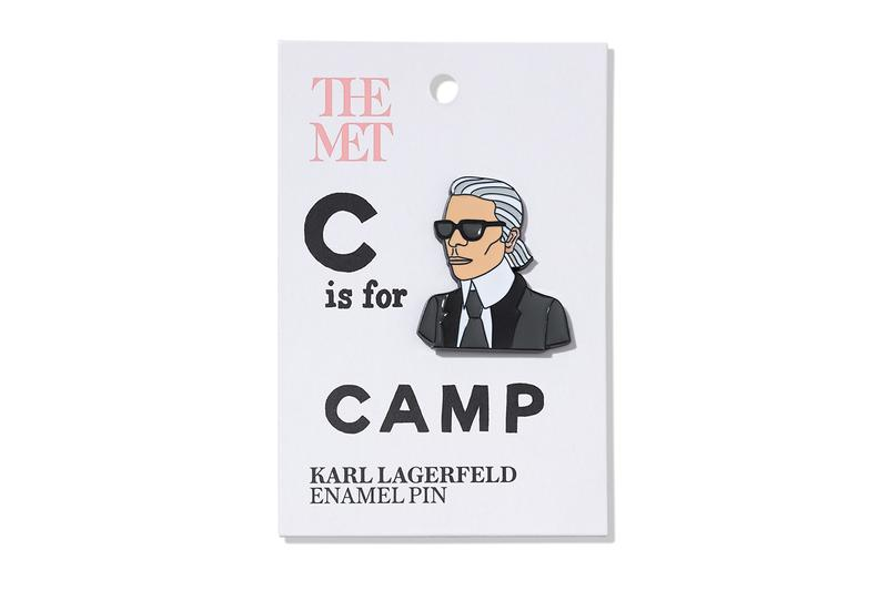 The Met Store Camp Collection Depicting Designer Merch