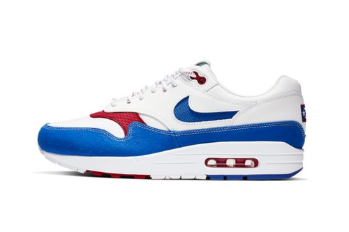 "The Nike Air Max 1 Premium Receives a ""Puerto Rico"" Revamp"