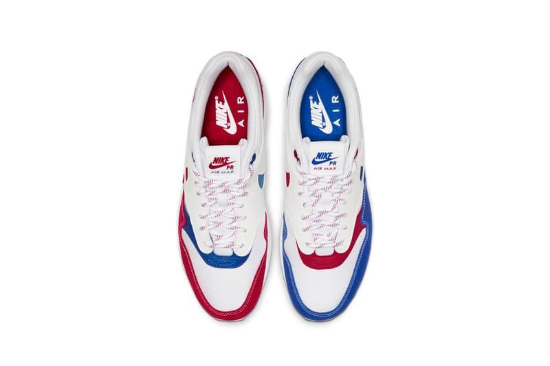 Nike Air Max 1 Premium Puerto Rico Release Info CJ1621-100