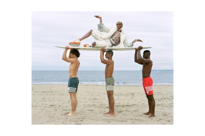 Thom Browne 2019 Beach Capsule
