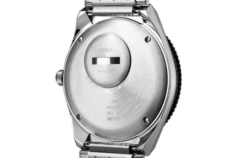 1979 Q Timex Reissue Release Info watch watches timepiece quartz seiko movement vintage retro