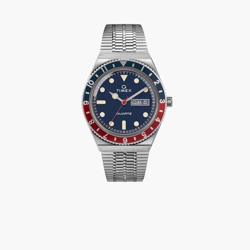 1979 Q Timex Watch Reissue