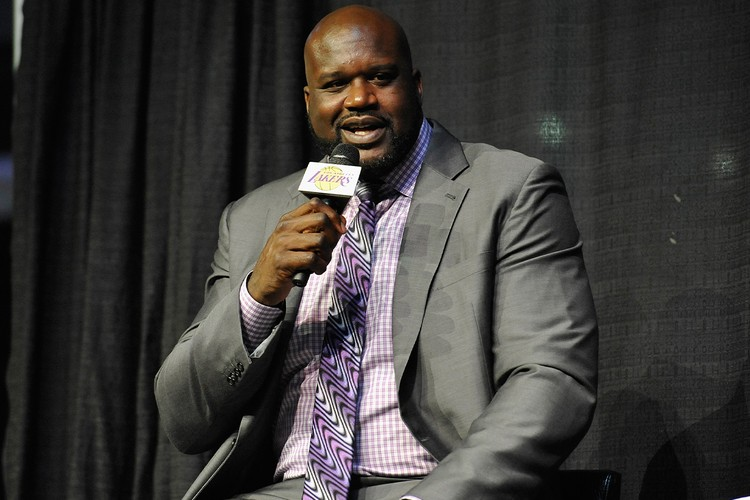 Hoe groot is Shaquille o Neal Dick