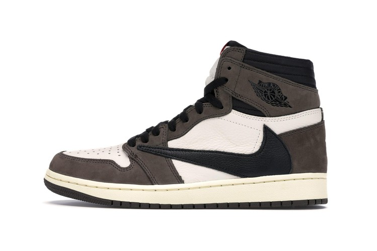 best website d7675 38619 Travis Scott s Long-Awaited Air Jordan 1 is Available Before the Drop