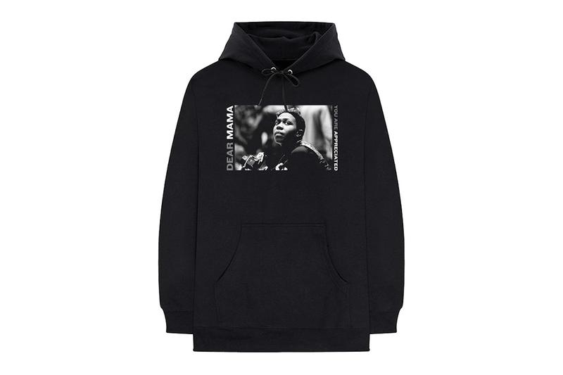 Tupac Shakur Mother's Day Merch Capsule Drop collection limited edition may 10 2019 release date info buy 2pac