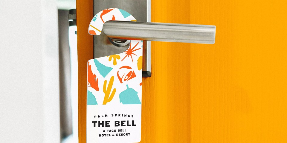 Taco Bell Is Set to Open a Pop-Up Hotel in California This Summer