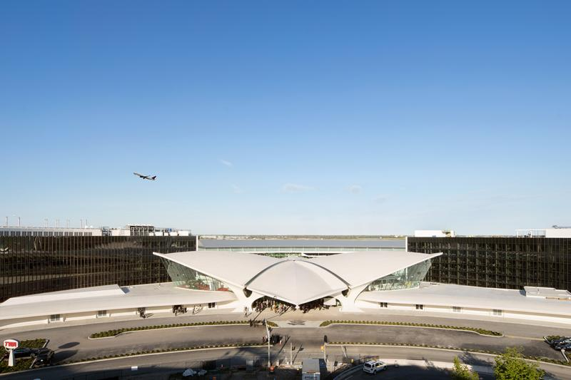 twa hotel opening john f kennedy airport jfk new york city may 2019