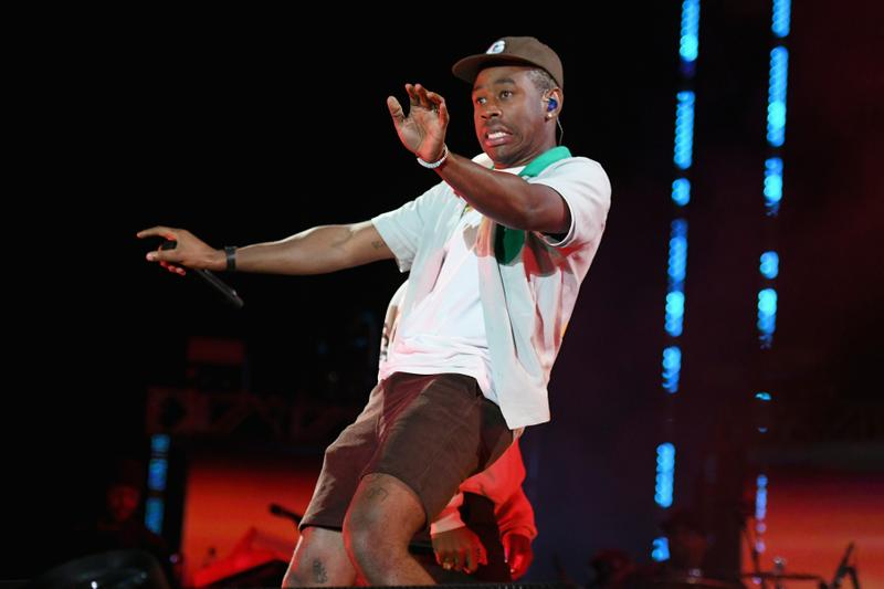 Watch Tyler, The Creator Perform 'IGOR' in Full albums apple music performances flower boy